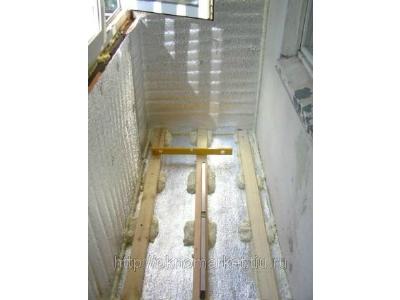 Как сохранить тепло на балконе и лоджии?.