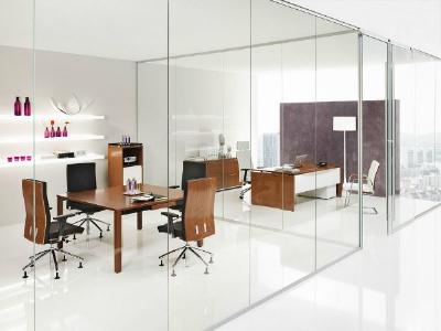 Особенности использования перегородок в офисных и общественных интерьерах