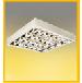 Светильник люминесцентный накладной TLC418А1-1 с ЭПРА Technolux