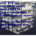 Свинцовый лист С1 Гост 9559-89, 7-10х500х1000 мм
