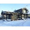 Производим высококачественные дома из древесины по скандинавской технологии