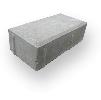 Тротуарная плитка 2П8-серая 200х100х80мм, М300, F200.-480 р.м2