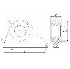 Производство обухов такелажных ОСТ 5.2045-79.