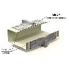МБОР, огнезащита, огнезащита воздуховодов, материал базальтовый огнезащитный, МБОР-5Ф