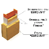 тизол, ЕТ Профиль, огнезащита металлоконструкций, огнезащита металла, конструктивная огнезащита