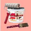Акриловая интерьерная краска для стен и потолков на лучшем финском сырье для идеального результата