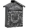 Дешевые кованые почтовые ящики для загородного дома