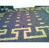 Тротуарная плитка Брусчатка (вибропресс / вибролитье) из наличия.