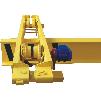 Концевая балка к подвесному крану (кран-балке). Производство