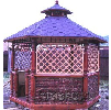 Тистром-Декор - прозрачный износостойкий лак для бетона, кирпича, камня