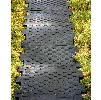 Полимерно-волокнистая плитка для садовых дорожек