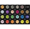 Маркеры для скетчей дизайна рисования Potentate Bag 24 цвета на спиртовой основе