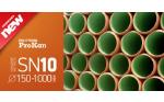 Расширение ассортимента - трубы Polytron ProKan SN10