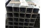 Трубы нержавеющие матовые AISI 304 50х50х4 60х60х4 80х80х4 80х80х5 - вновь на складе!