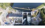 Для реконструкции ГЭС проведён подводный монтаж с помощью анкеров fischer