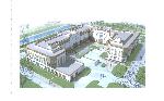 В «Балтийской жемчужине» закончены фундаментные работы при строительстве поликлиники