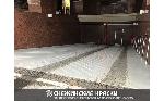 Готовимся к зиме - отделка въездной рампы подземной парковки покрытием СК-БЕТОН в ЖК Тихвин