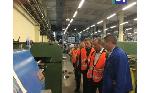 Руководители компании «ТБМ» посетили завод Deceuninck в Протвино