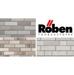 Новинки клинкерного кирпича Roben для создания уникальных фасадов