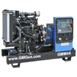 Выгодное предложение 2019 года, на дизель-генераторные установки GMGen Power Systems серия Mitsubishi, скидка до 15%!