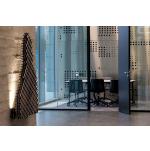 С перегородками и дверями NAYADA завод компании «Герофарм» приобрел креативный облик