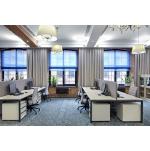 Дизайн-проект офисного пространства – подарок от компании «АЛЬФА-М»