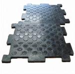 Резиновая литая плитка Унидор - Монета