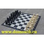 шахматы и шашки большие, напольные, садовые, гигантские, уличные и парковые