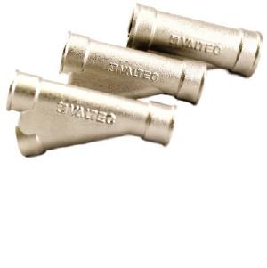 Новые тройники для ввода греющего кабеля