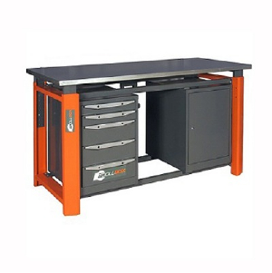 Изменения конструкции верстаков и тележек Toollbox