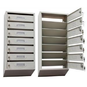 Новая серия металлических почтовых ящиков для подъездов СПр