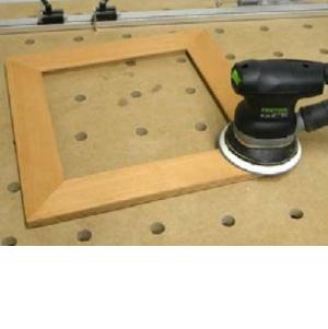 Совместное (одновременное) шлифование продольных и поперечных деревянных поверхностей