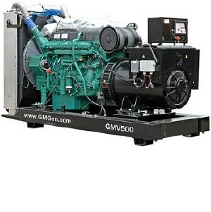 Скидка до 10% на бензо и дизель-генераторные установки GMGen Power Systems (Италия) в честь Дня Победы!