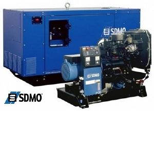 Летнее предложение на дизель генераторы SDMO!