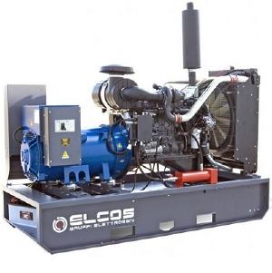Выгодное предложение на дизель генераторы ELCOS!