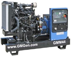 Выгодное предложение на дизель-генераторные установки GMGen с двигателем Mitsubishi!