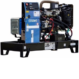 Выгодное предложение на дизель-генераторные установки SDMO серии ADRIATIC!