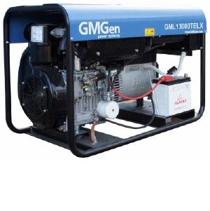 Портативные дизельные электростанции GMGen воздушного охлаждения, мощностью до 20 кВт-выгодно!