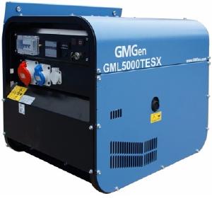 Бензиновые и дизельные генераторы GMGen c двигателями Honda и Lomabardini воздушного охлаждения 3000 об/мин серий Silent и Super Silent - выгодно!