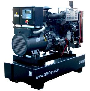 Выгодное предложение на дизель-генераторные установки GMGen с двигателем Iveco!