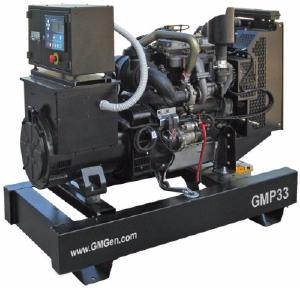 Выгодное предложение на дизель-генераторные установки GMGen с двигателем Perkins!