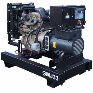 Выгодное предложение на дизель-генераторные установки GMGen с двигателем John Deere!