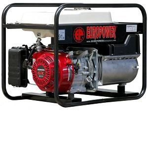 Портативные бензиновые генераторы Europower по выгодным ценам!