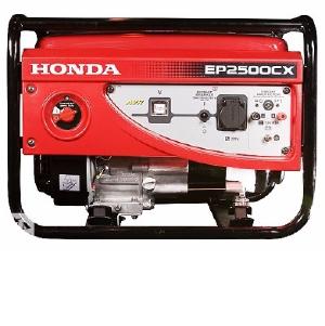 Бензиновые генераторы Honda по выгодным ценам!