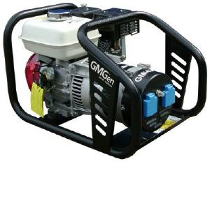 Новогодняя распродажа - Бензогенератор GMGen GMH3500