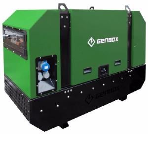 Выгодное предложение на дизель-генераторные установки GENBOX!