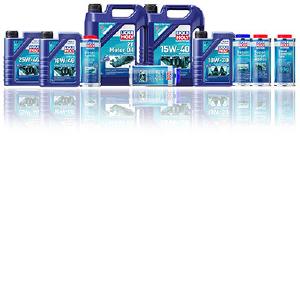 Линия продуктов для обслуживания водной техники Марине уже в продаже!