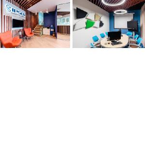 NAYADA оформила столичный офис Ipsen Farma