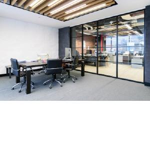 «Графический дизайн» - интерьер офиса компании «Амакс»