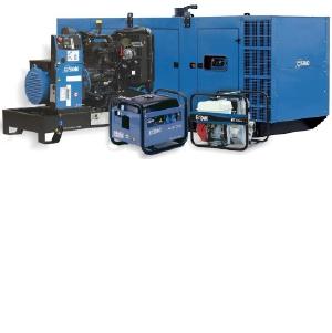 Новогодняя распродажа - дизель-генераторные установки SDMO!